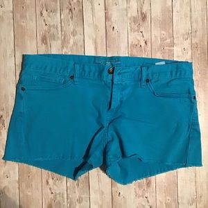 Women's Lucky Brand Turquoise Riley Short